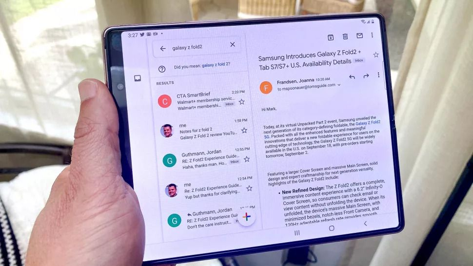 Samsung stops selling the Galaxy Z Fold 2 in the US — What this means for the foldable
