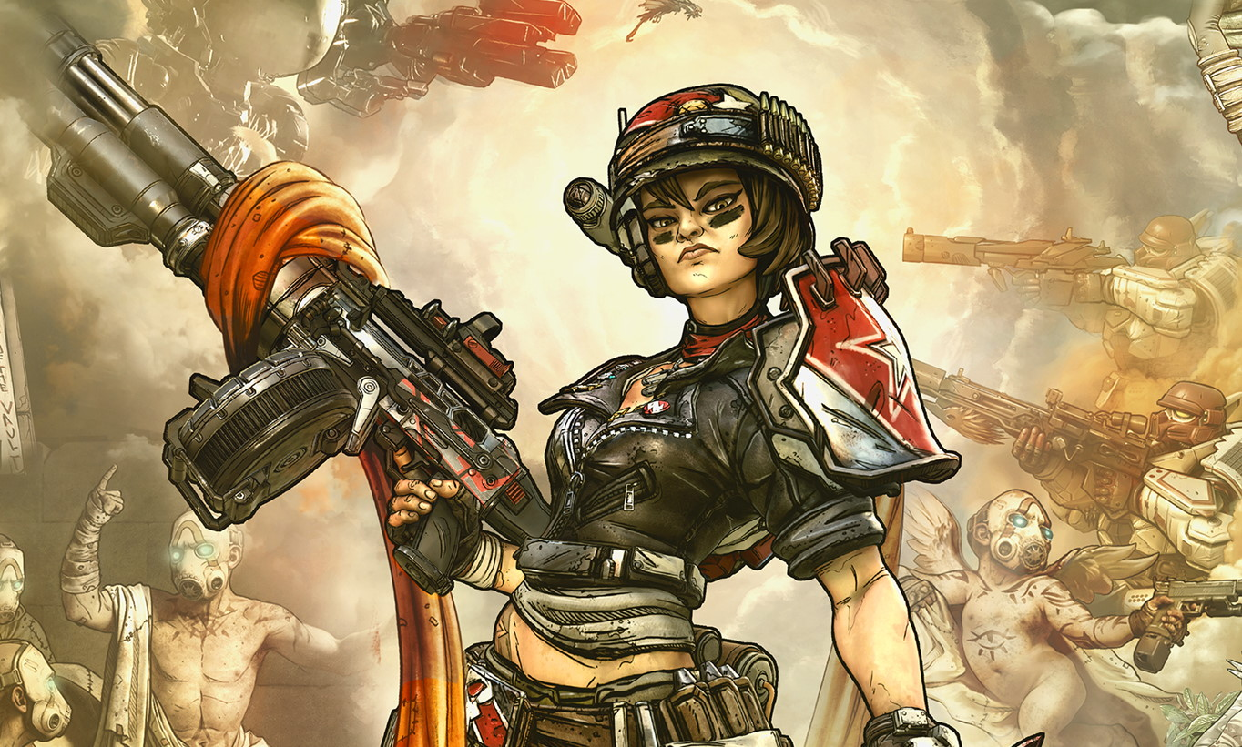 A New Borderlands 3 Trailer Introduces Moze And Her Best