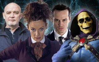 TV Villains for Halloween