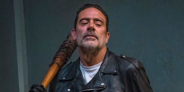 negan and lucille the walking dead season 8