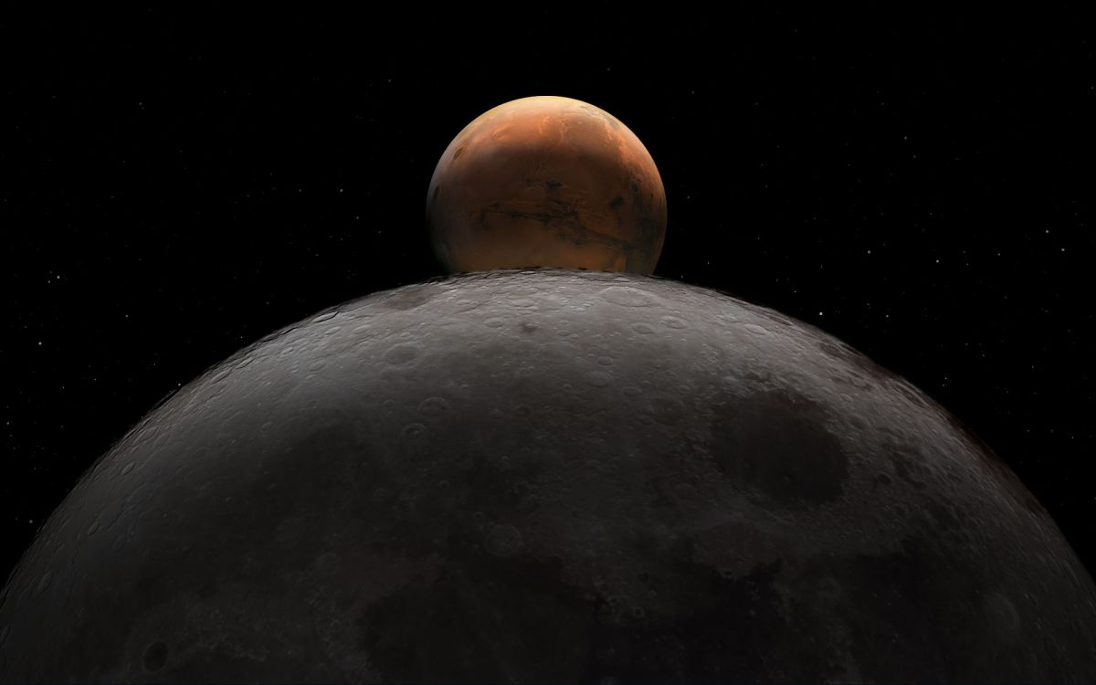 Why Mars Base Tech Should Be Tested on the Moon First