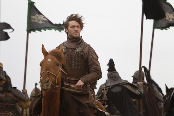 Marco on Horseback
