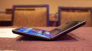 TCL foldable phone