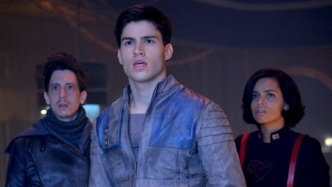 An image from Krypton