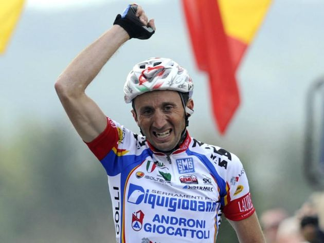 Davide Rebellin Fleche Wallonne 2009