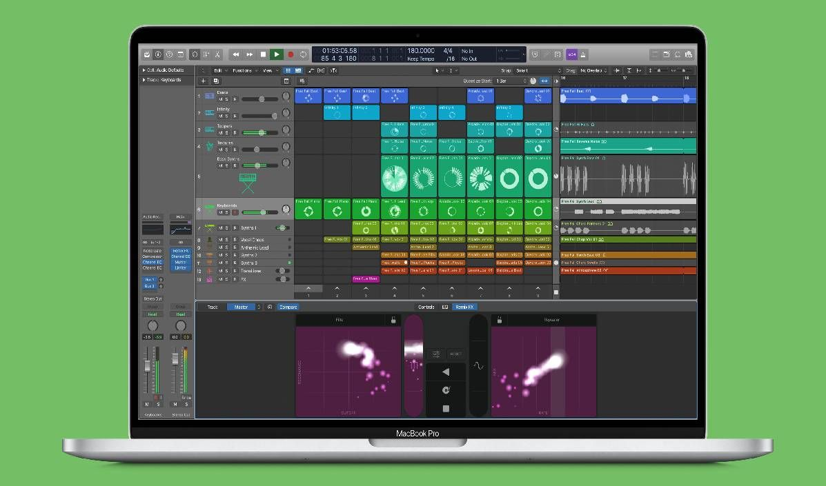 Logic Pro X 10 5 Update Here S What S New Laptop Mag