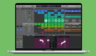 Logic Pro X 10.5 update features new music production tools