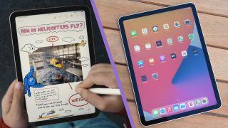 iPad Mini 6 vs. iPad Air 4: Which should you buy?