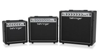 Behringer 2021 practice amps