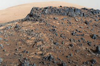 Mineral Veins on Mars