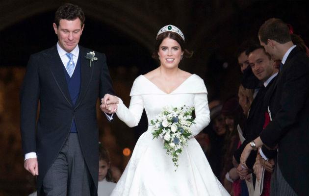 Princess Eugenie Wedding Televised.Ratings Princess Eugenie S Royal Wedding Makes This Morning Record