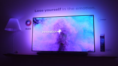 Hands on: Philips OLED 973 TV (65OLED973) review | TechRadar