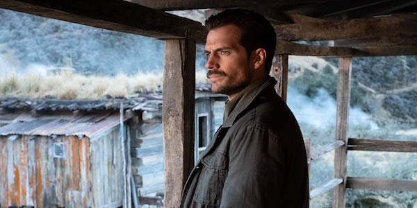 Henry Cavill as August Walker in Mission: Impossible - Fallout