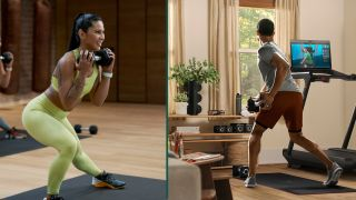 Apple Fitness Plus vs Peloton