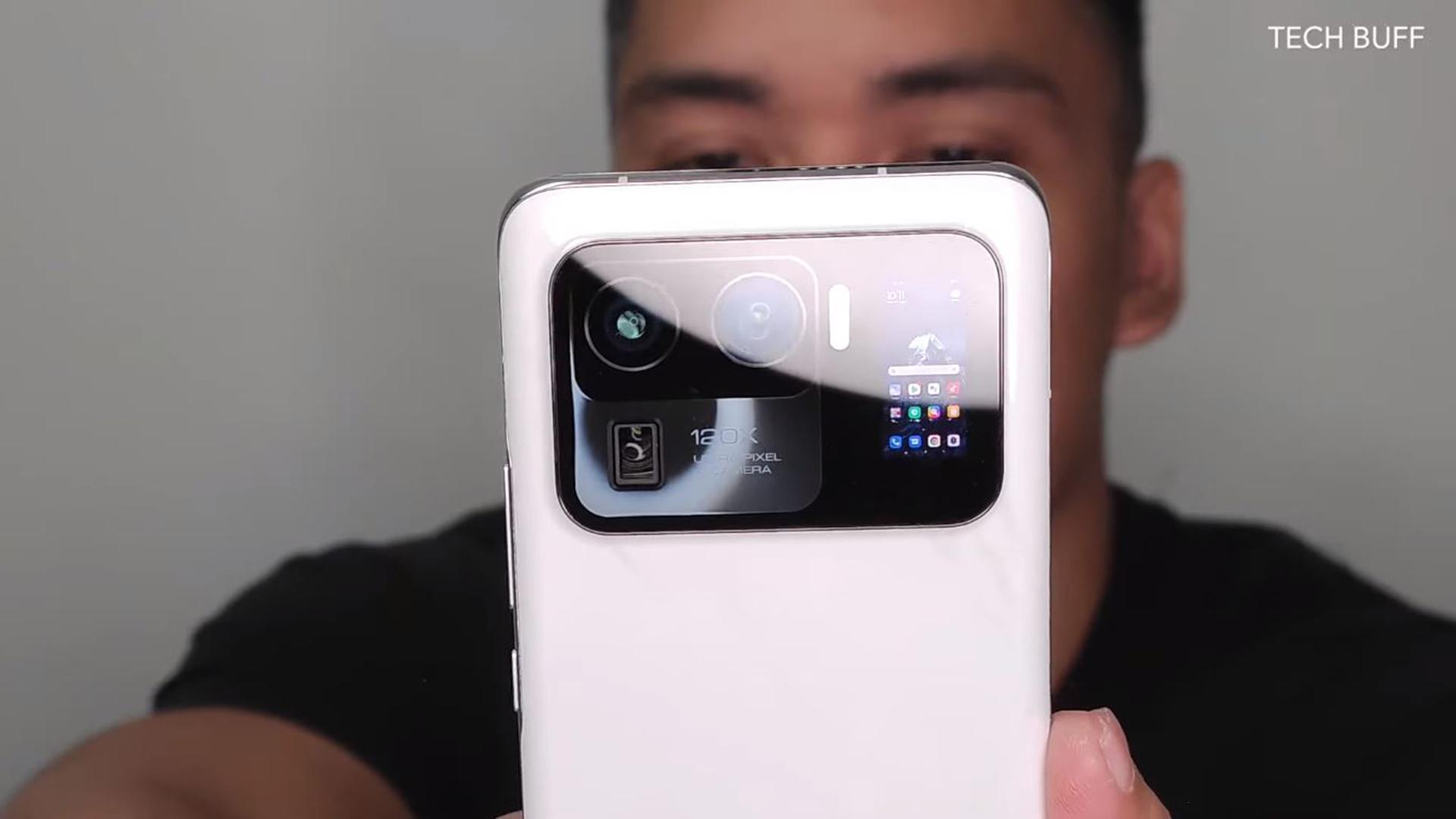 Xiaomi Mi 11 Ultra leak