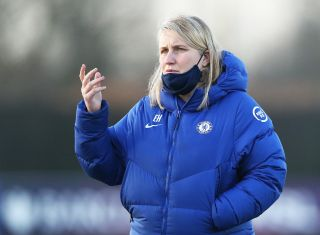 Everton v Chelsea – FA Women's Super League – Walton Hall Park