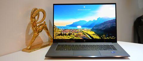 HP ZBook Studio G8 review