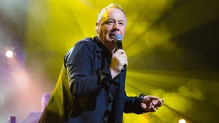 Simple Minds frontman Jim Kerr