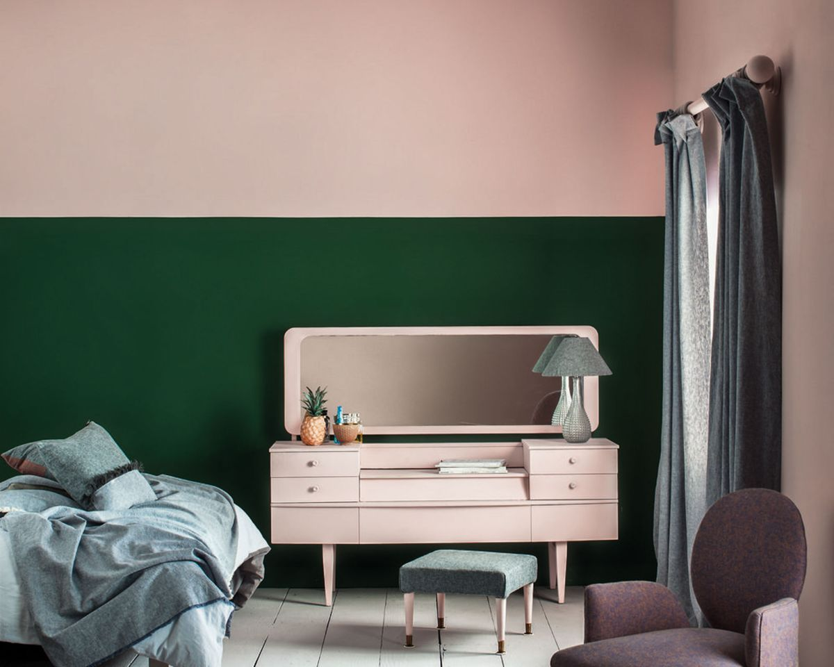 These are the easy paint ideas that will help to decorate your home with color