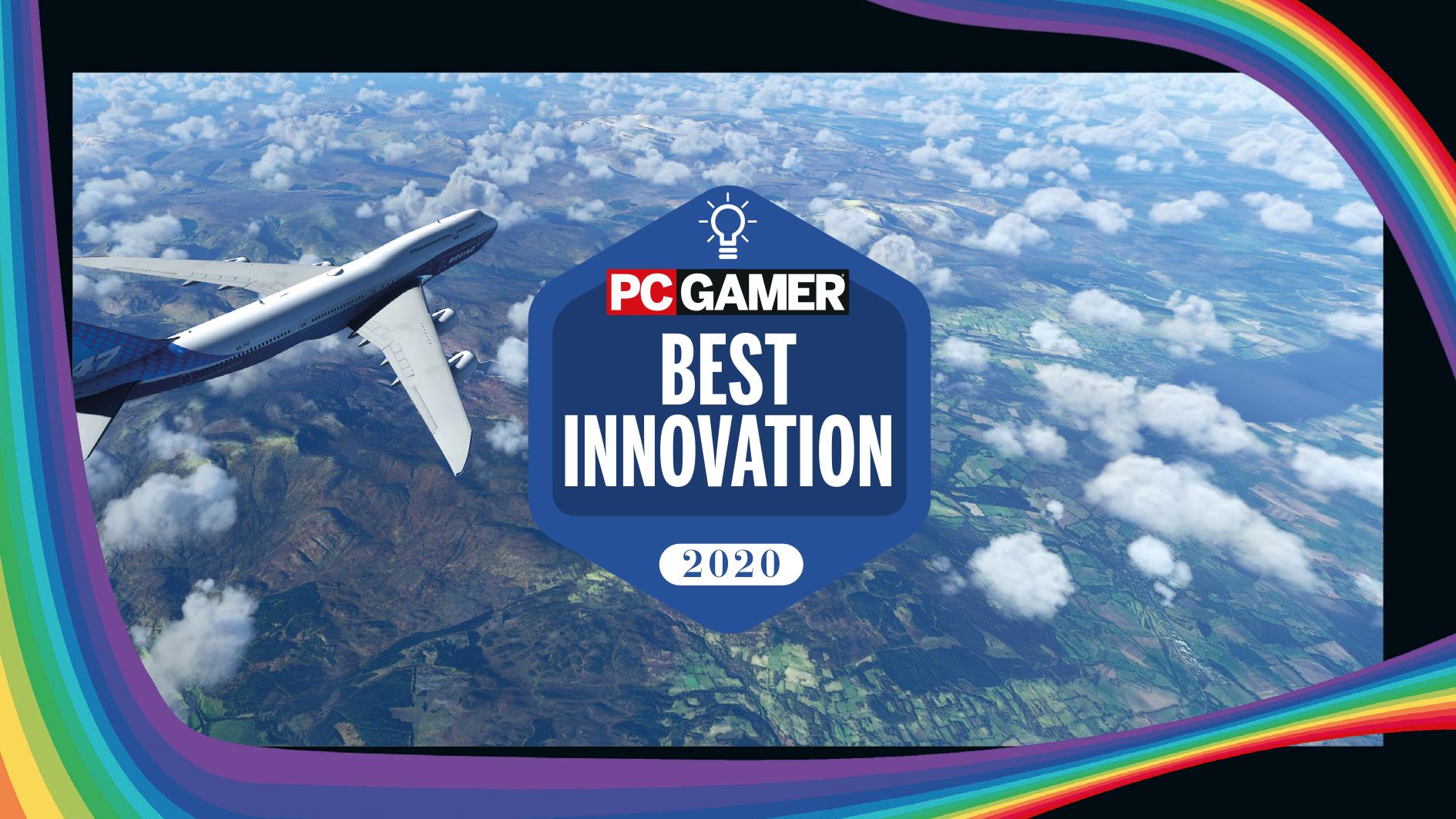 Best Innovation 2020: Microsoft Flight Simulator