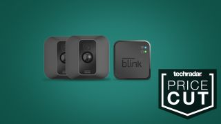 Amazon Blink XT2 security camera sale