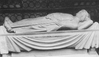 Cangrande's sarcophagus