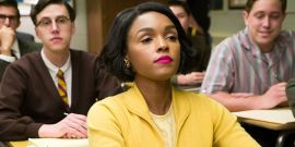 Janelle Monae On Why It Was Important Hidden Figures And Moonlight Were Her First Two Movie Roles