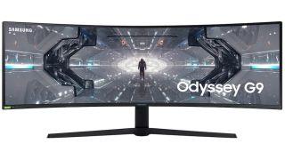 Samsung Odyssey C49G95