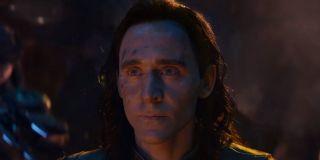 Tom Hiddleston as Loki in Avengers: Infinity War (2018)