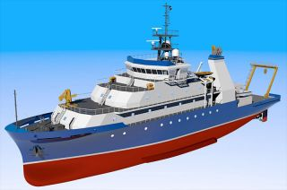 The U.S. Navy has named a research vessel after the late Sally Ride, first American in space.