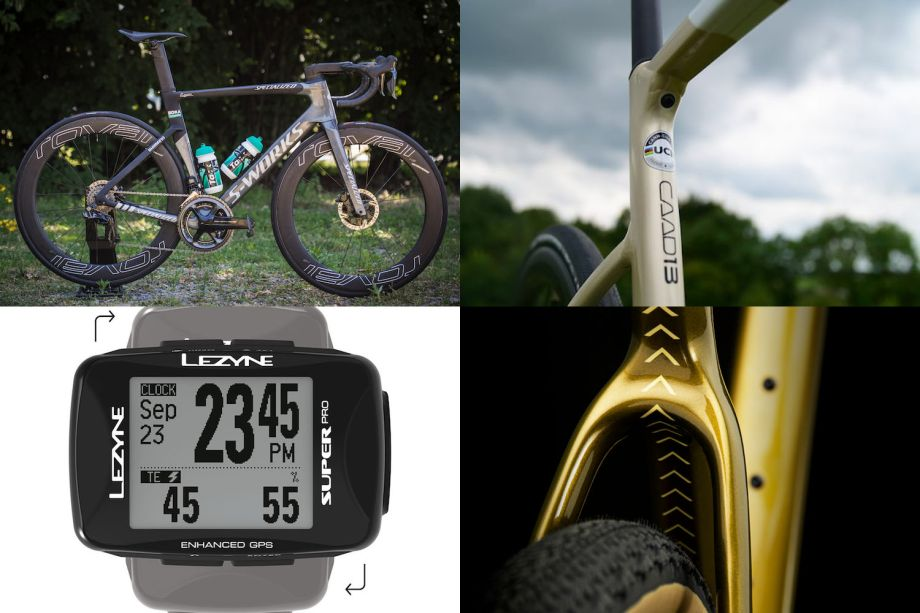 Tech of the week: Sagan's Venge and new bikes from Colnago, Cannondale and Cervélo
