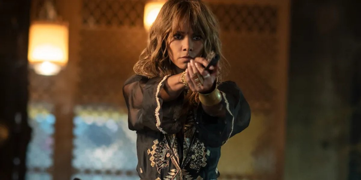 Halle Berry in John Wick: Chapter 3 - Parabellum