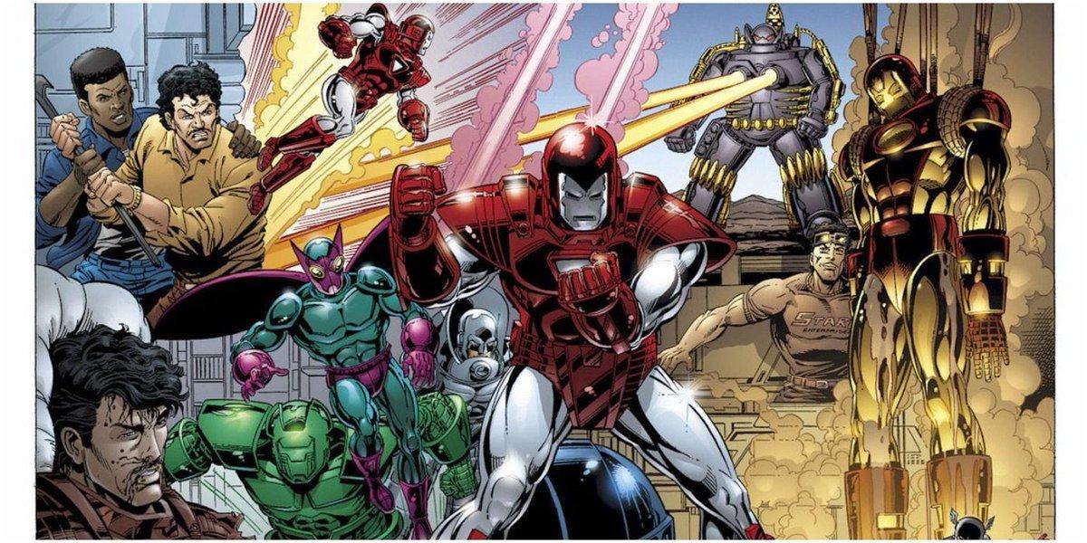 Armor Wars (Marvel Comics)