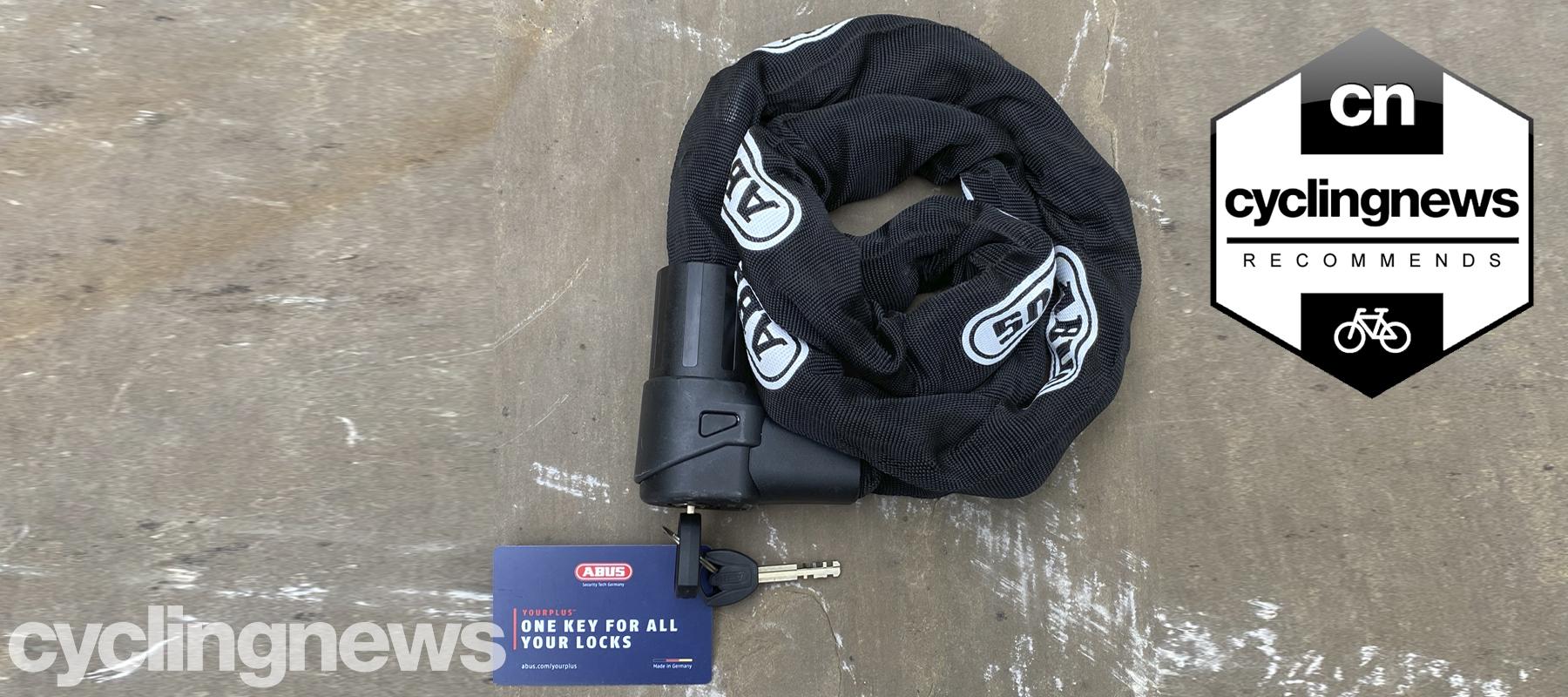ABUS Chain CITYCHAIN 1010 Ø 9mm Lock Bicycle Bike Locks