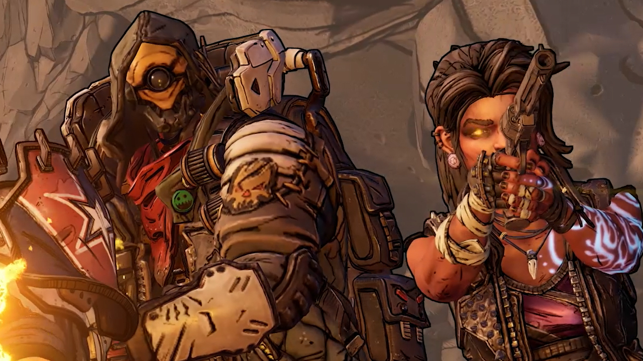 Borderlands 3 cross-platform multiplayer