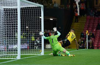 Watford v Crystal Palace – Carabao Cup – Second Round – Vicarage Road