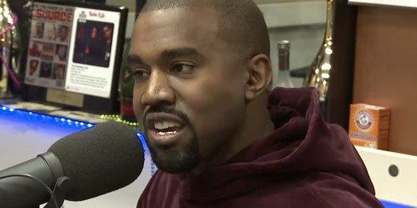 Kanye West The Breakfast Club