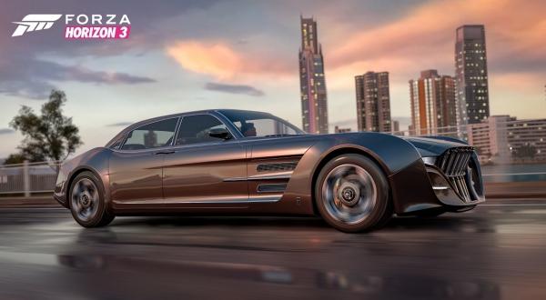 Forza Horizon 3 Regalia