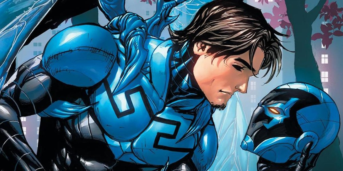 Jaime Reyes is Blue Beetle