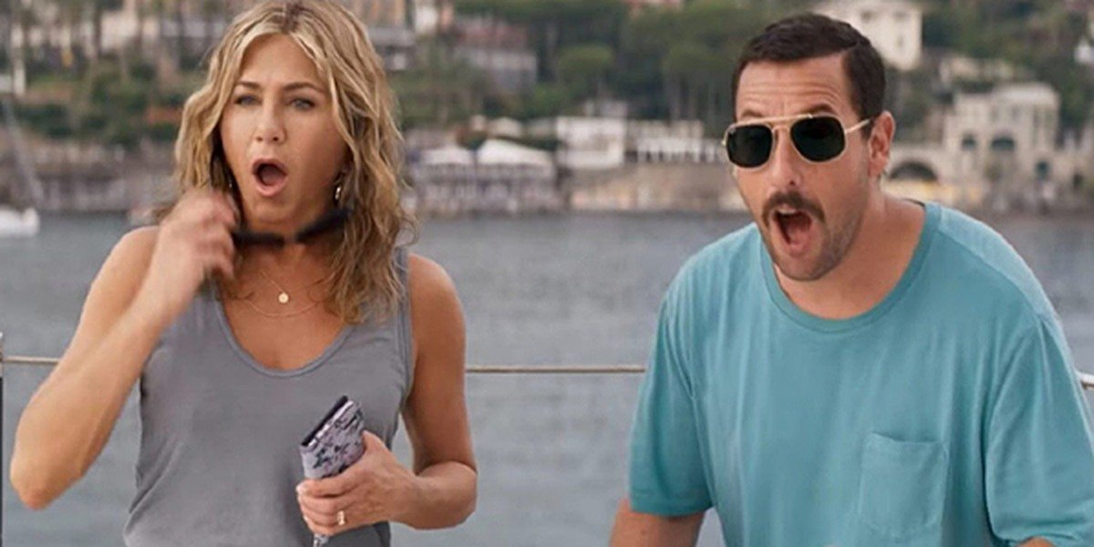 Jennifer Aniston, Adam Sandler - Murder Mystery