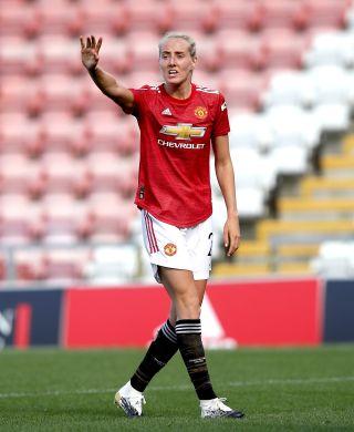 Manchester United v Chelsea – FA Women's Super League – Leigh Sports Village Stadium