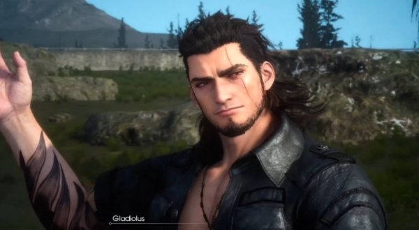 Final Fantasy XV Gladiolus