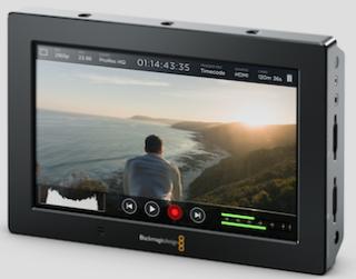 Blackmagic Design Shipping Video Assist 4K