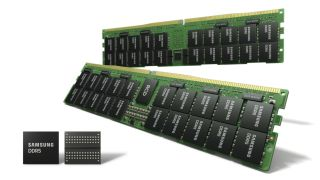 Samsung starts mass production of 14-nm DRAM with EUV technology