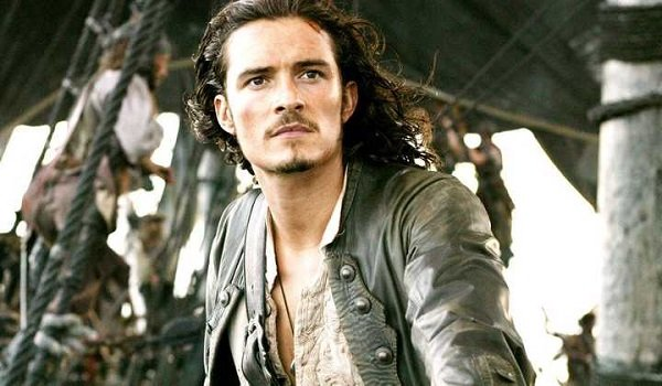Orlando Bloom Pirates Of The Carribean