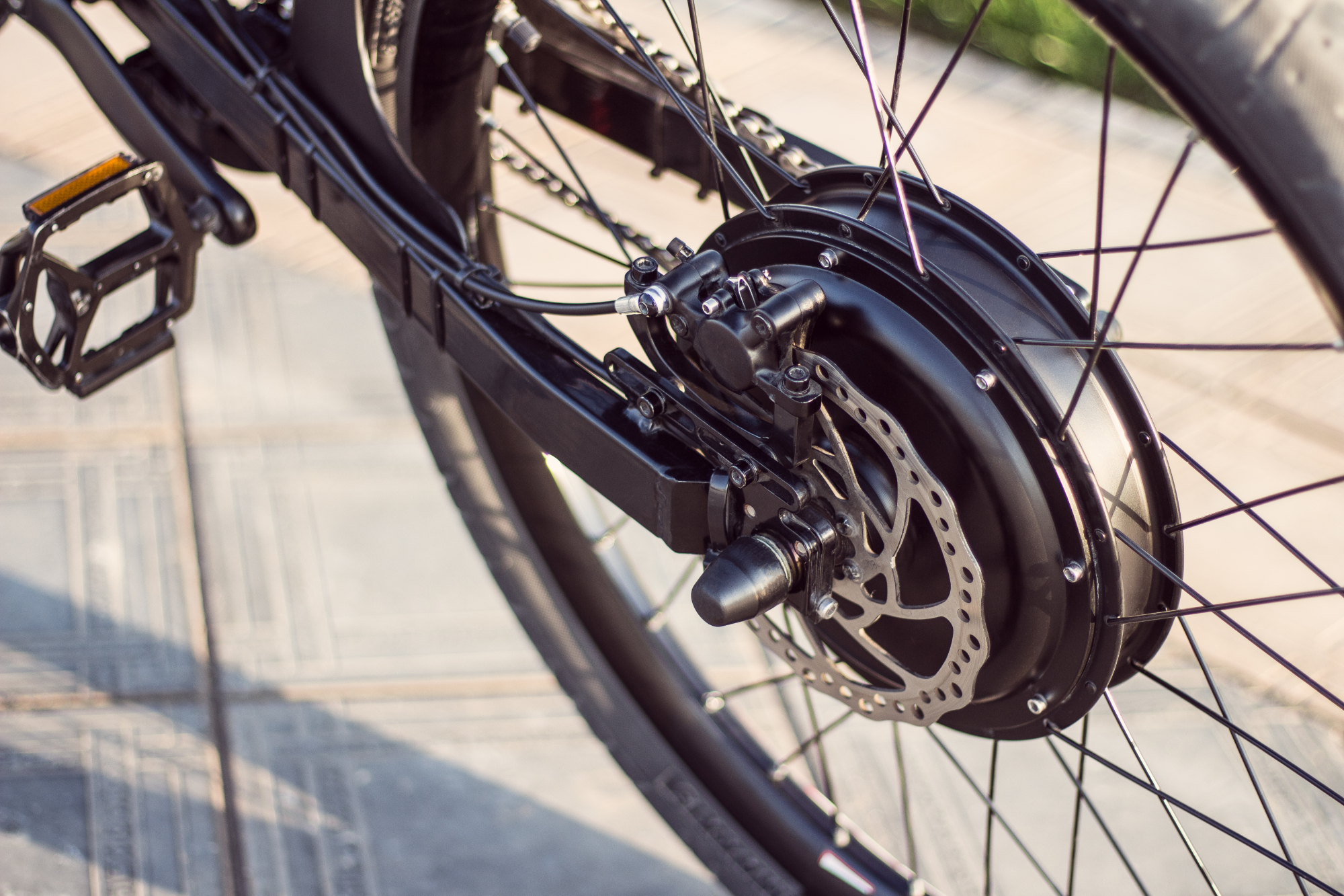 e-bike repair and maintenance