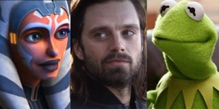 Star Wars: The Clone Wars Avengers: Endgame The Muppets