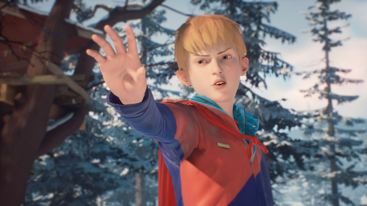 "The Awesome Adventures of Captain Spirit review: ""Completely free to download, and a wonderful couple of hours of gaming"""