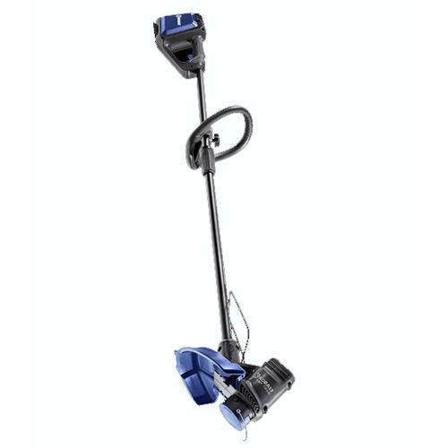 .Kobalt 40-volt Max 13-in Straight Cordless String Trimmer Edger Capability Blue