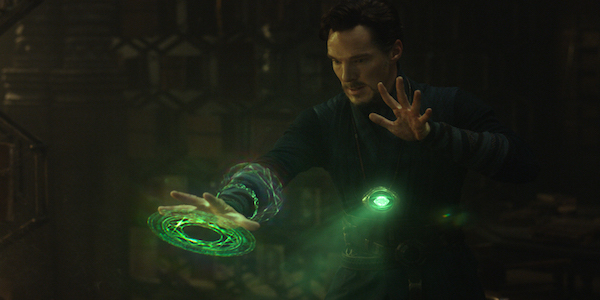 Benedict Cumberbatch Is Pretty Sure He'll Be In Avengers: Infinity War
